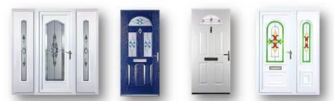upvc front doord