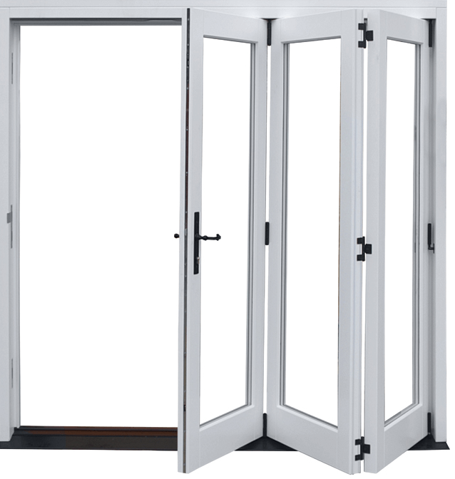 Door options bifold closet door options for Double glazed sliding patio doors