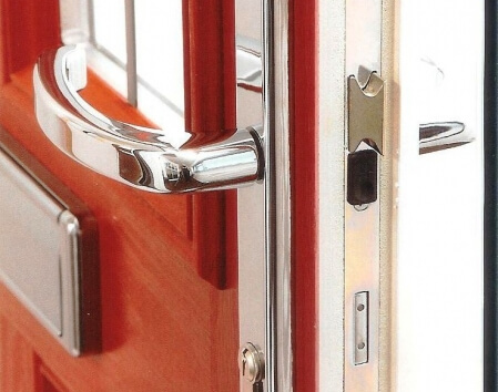 upvc doors fully fiteed