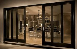 Typical Options For A Standard Sliding Patio Door