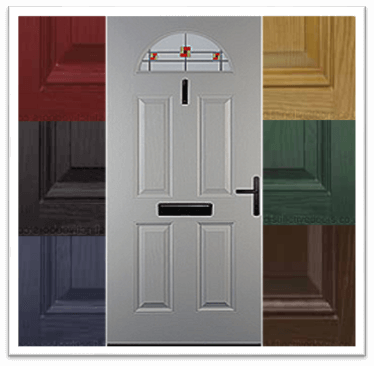 How much do exterior doors cost for Double glazed doors fitted