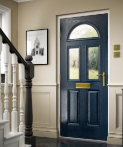 Exterior Victorian doors