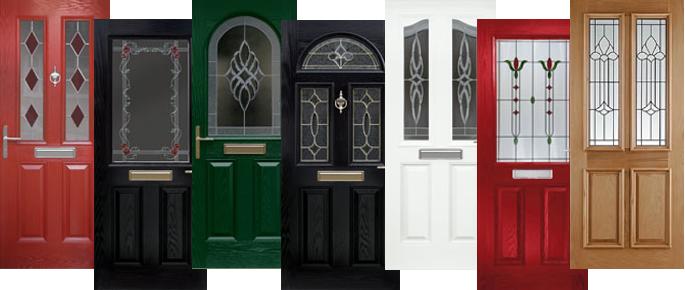 victorian composite front doors