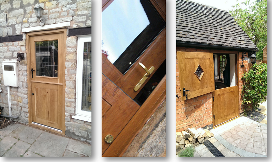 UPVC and Composite Stable Doors
