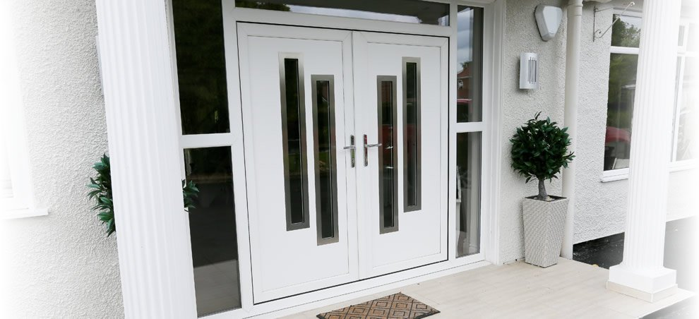 5 reasons to buy a upvc front door - Upvc double front exterior doors ...